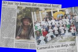 Carnaval is van het dorp!