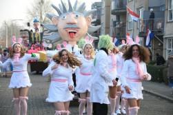 Chemie tussen 't Veesttiem en carnaval