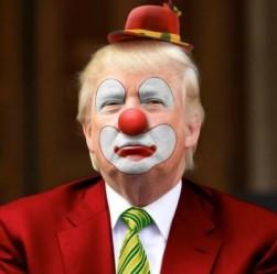Clown in Zwaag?