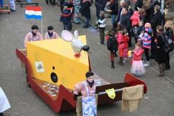 De Hatsenflatsers gaan oer Hollands