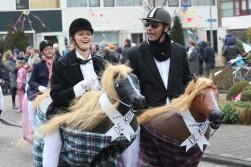 De Parade Paardjes van De Kuiteklappers