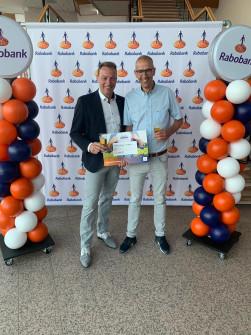 Fantastisch resultaat Rabobank Clubkas