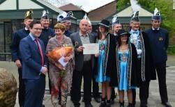 Frits Farm krijgt een verdiende Eenhoornzegel