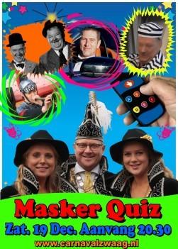Multimediale MaskerQuiz