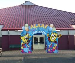 Speelschema carnaval zaalvoetbaltoernooi hier te zien