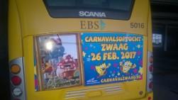 Spot een bus en win vrijkaarten