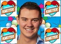 Stem bij TV Oranje op onze Kevin Bakker!