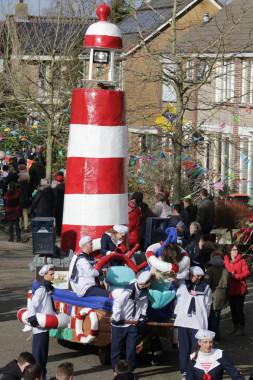 Carnaval blijft boeien bij de Partypoppers.