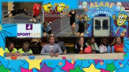 Carnavalsavond Sportcafé zaalvoetbaltoernooi