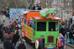De Prinsenwagen van Het Masker