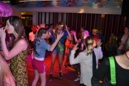 Gout Foud Party was top!