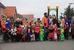 Kinderoptocht was een kleurrijke happening!