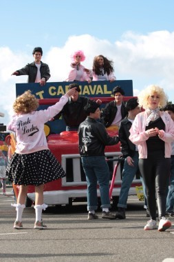 Roetetoeters zijn Grease(y)