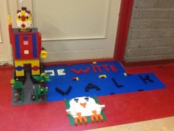 Thema Carnaval bij Lego Bouwen