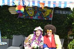 Vossenjacht in carnavalssfeer