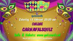 Vanavond landelijke CarnavalsQuiz