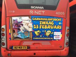 Wie heeft Carnaval Zwaag al gespot?