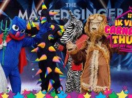 Vanavond The Masked Singer: Zwaag Editie!