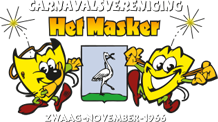 Logo Carnavalsvereniging Het Masker