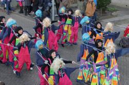 De Crazy Girls hadden de poppen aan het dansen!