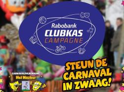 Steun het carnaval in Zwaag!