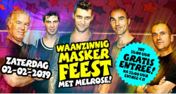 Waanzinnig Masker Feest!