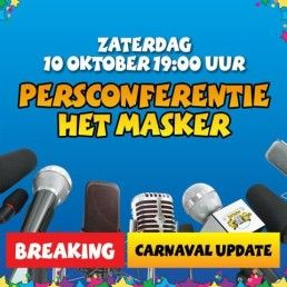Kijk hier de Live Persconferentie!