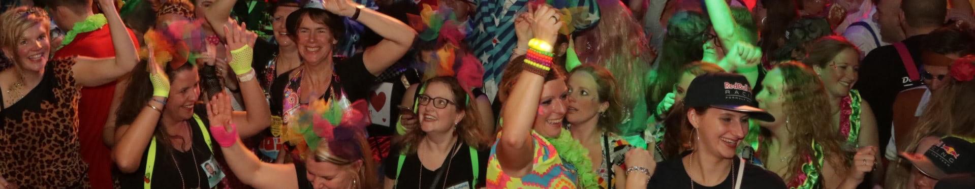 Het carnaval was FANTASTISCH!!!